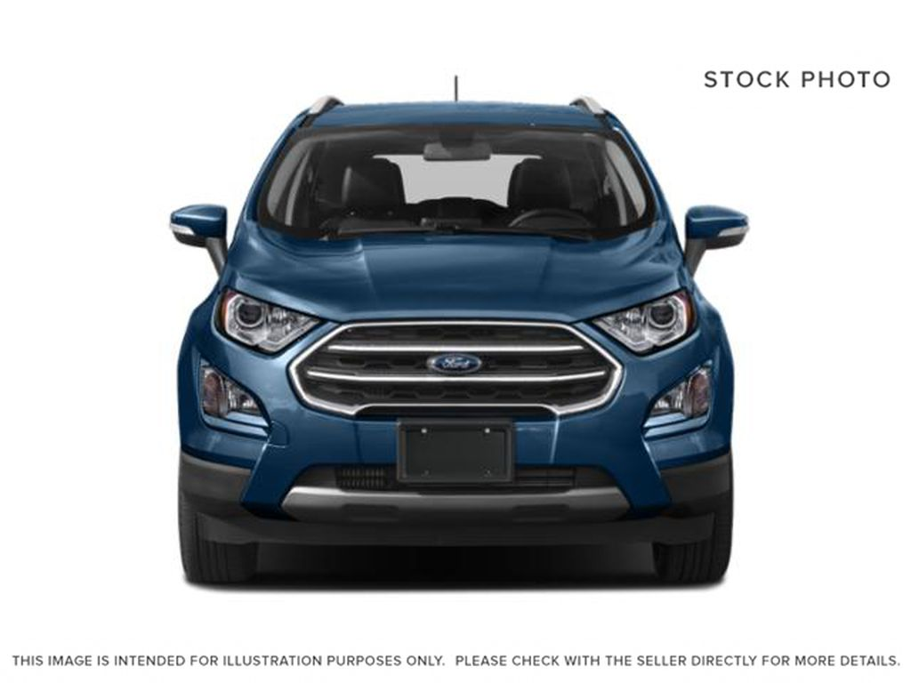 CANYON RIDGE 2020 Ford EcoSport Front Vehicle Photo in Dartmouth NS