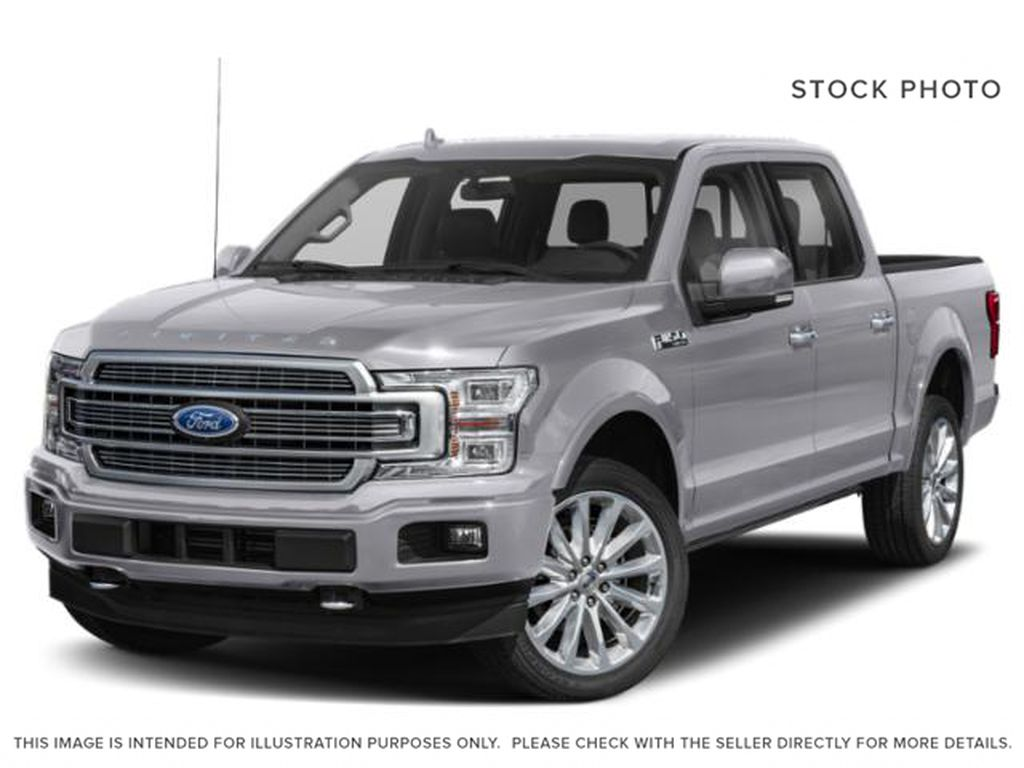 Silver[Iconic Silver] 2020 Ford F-150 - Massage Seats, Sunroof, Navigation