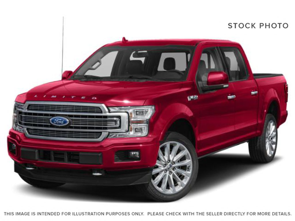 Red[Rapid Red Metallic Tinted Clearcoat] 2020 Ford F-150 - Massage Seats, Sunroof, Navigation