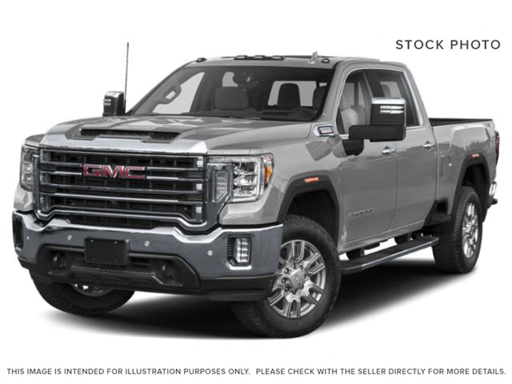 Silver[Quicksilver Metallic] 2020 GMC Sierra 3500HD
