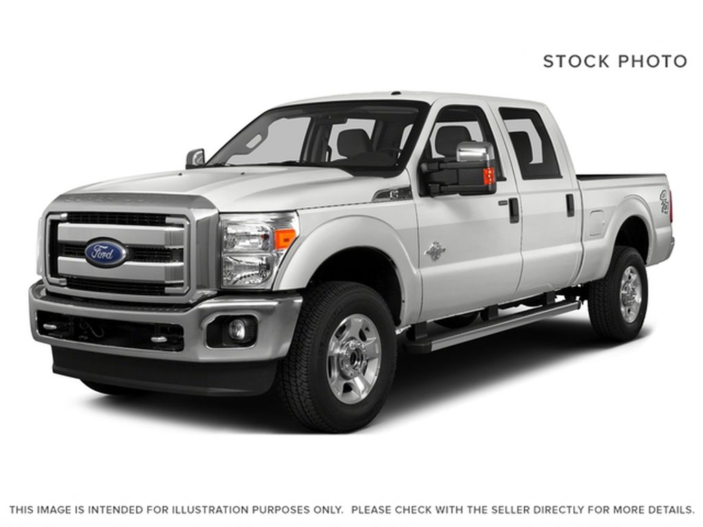 White[Oxford White] 2016 Ford Super Duty F-350 SRW