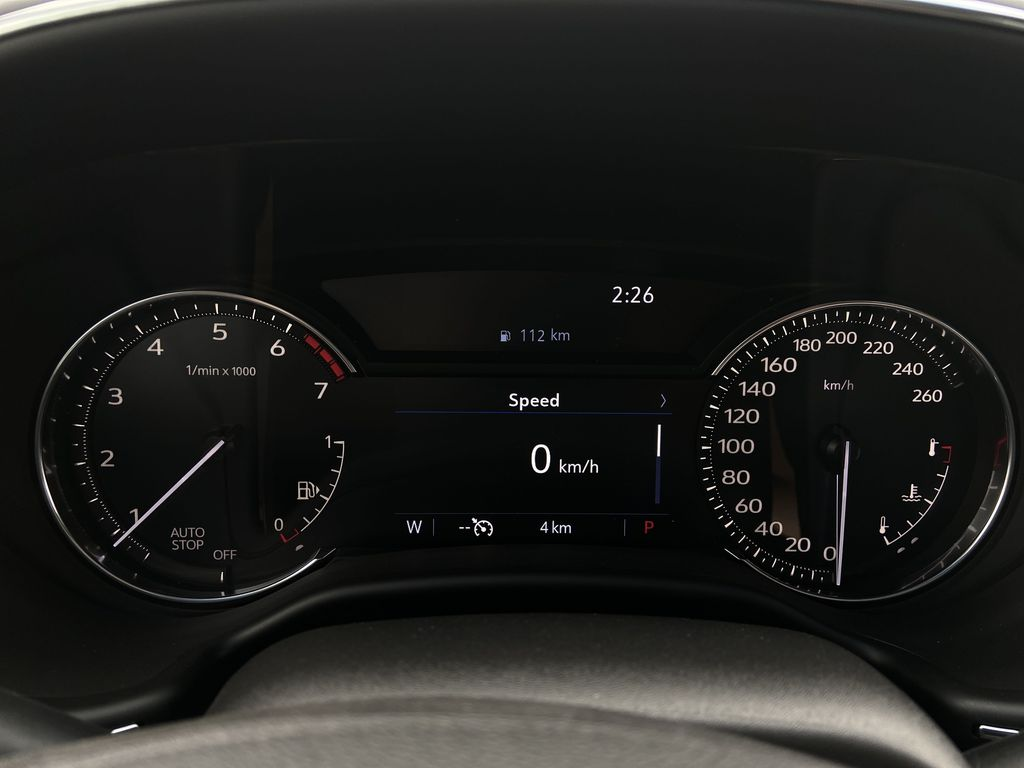 Red[Velocity Red] 2020 Cadillac CT5 Sport Odometer Photo in Calgary AB