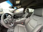 Red[Velocity Red] 2020 Cadillac CT5 Sport Left Front Interior Photo in Calgary AB