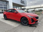 Red[Velocity Red] 2020 Cadillac CT5 Sport Primary Listing Photo in Calgary AB