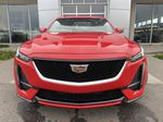 Red[Velocity Red] 2020 Cadillac CT5 Sport Front Vehicle Photo in Calgary AB