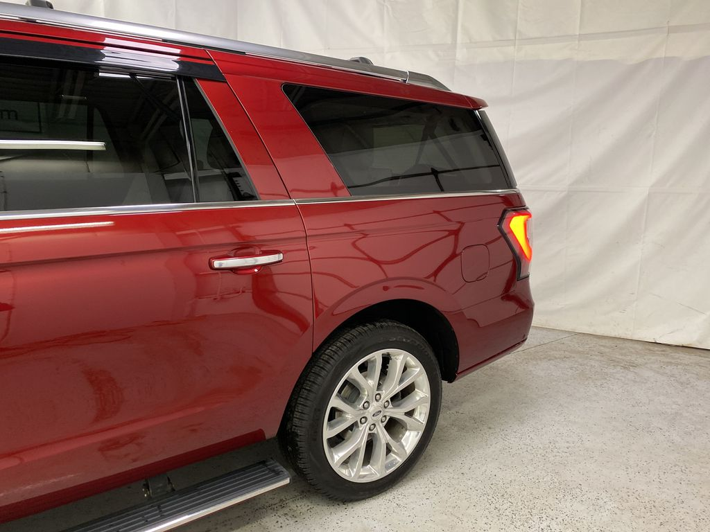 Red[Ruby Red Metallic Tinted Clearcoat] 2018 Ford Expedition Left Rear Corner Photo in Dartmouth NS