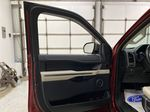 Red[Ruby Red Metallic Tinted Clearcoat] 2018 Ford Expedition Left Front Interior Door Panel Photo in Dartmouth NS