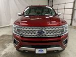 Red[Ruby Red Metallic Tinted Clearcoat] 2018 Ford Expedition Front Vehicle Photo in Dartmouth NS