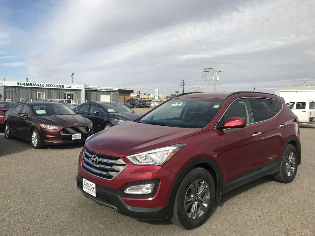 Red[Serrano Red] 2016 Hyundai Santa Fe Sport AWD 4dr 2.4L Premium *Heated Seats/Wheel* *Bluetooth*