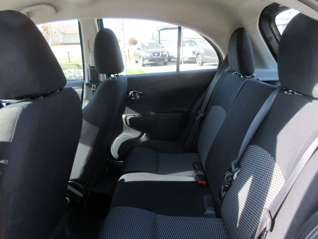 2019 Nissan Micra Center Console Photo in Okotoks AB