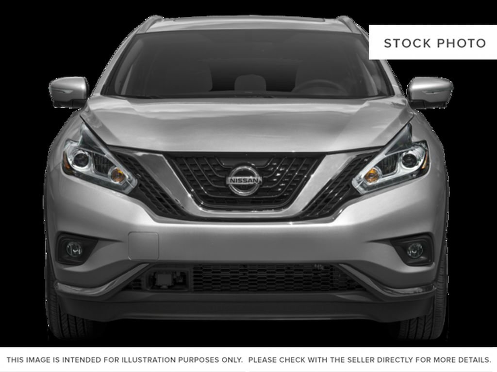 Black[Magnetic Black Metallic] 2015 Nissan Murano Front Vehicle Photo in Dartmouth NS