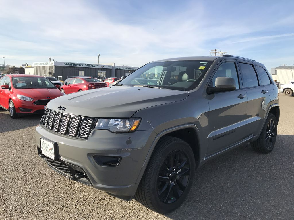 Gray 2020 Jeep Grand Cherokee Altitude 4x4 *LIKE NEW* *Nav* *Sting Grey!*