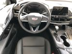 White[Crystal White Tricoat] 2020 Cadillac CT4 Strng Wheel/Dash Photo: Frm Rear in Edmonton AB