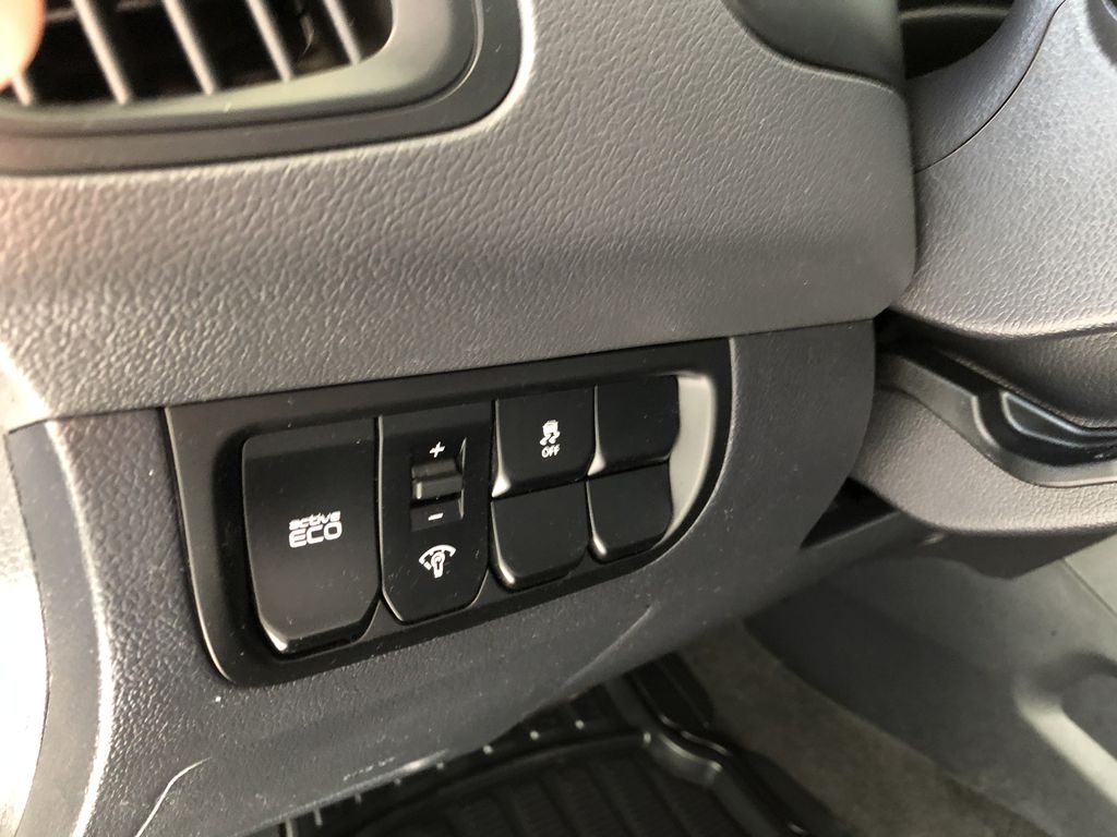 Black 2013 Kia Rio LX+ Right Side Front Seat  Photo in Edmonton AB