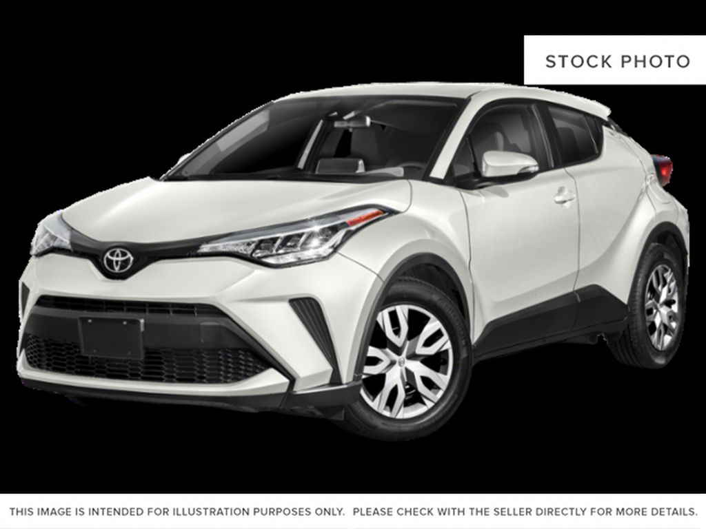 Black[Black Sand Pearl w/Silver Roof] 2021 Toyota C-HR Limited