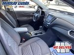 Nightfall Grey Met 2021 Chevrolet Equinox LT Front Right Interior Photo in Nipawin SK