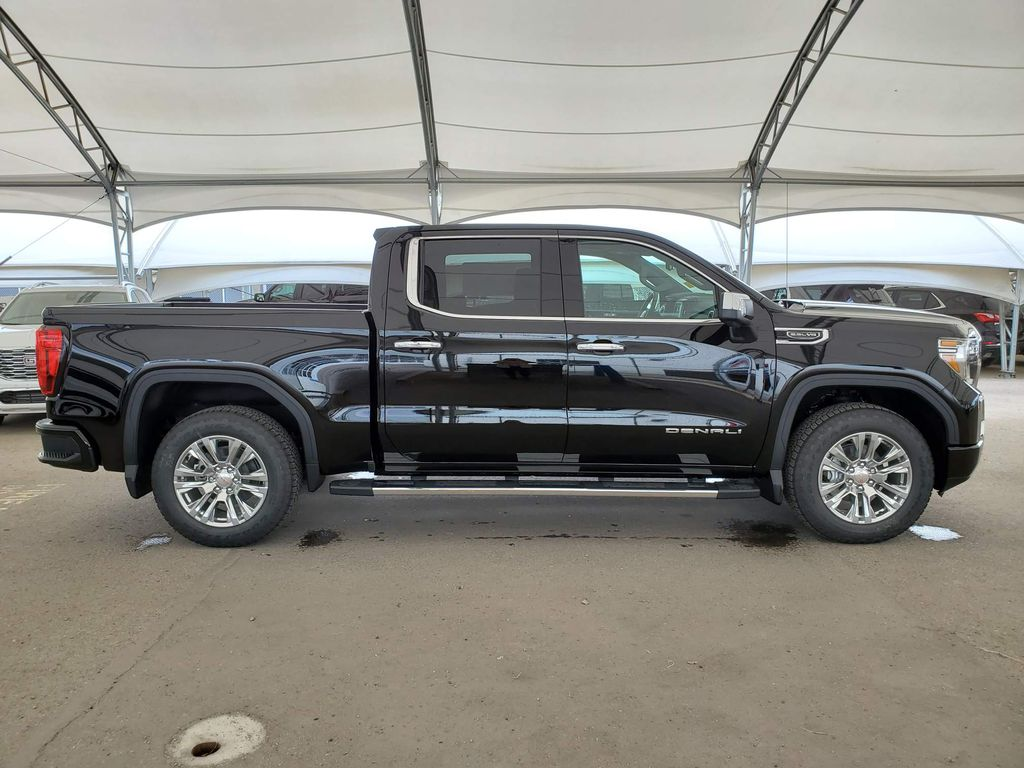 Black 2020 GMC Sierra 1500 Right Side Front Seat  Photo in Airdrie AB