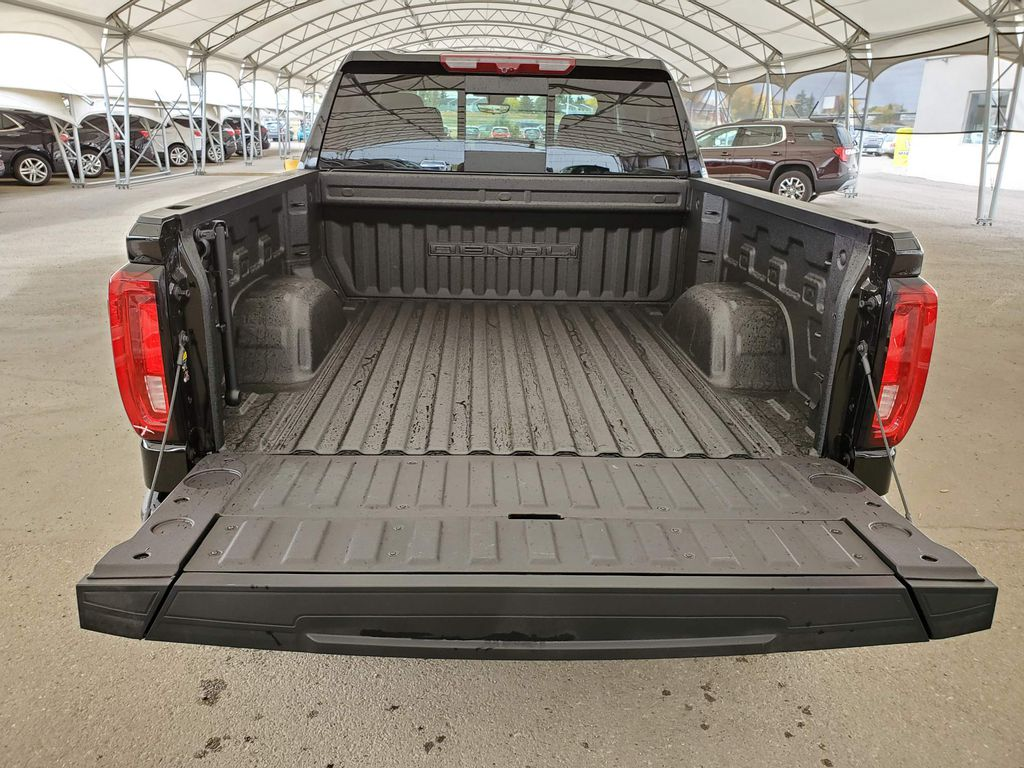 Black 2020 GMC Sierra 1500 Right Front Interior Door Panel Photo in Airdrie AB