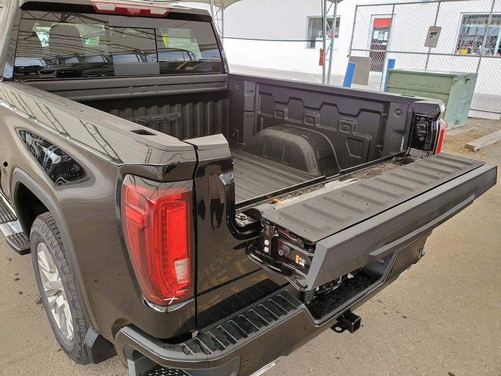 Black 2020 GMC Sierra 1500 Right Side Rear Seat  Photo in Airdrie AB