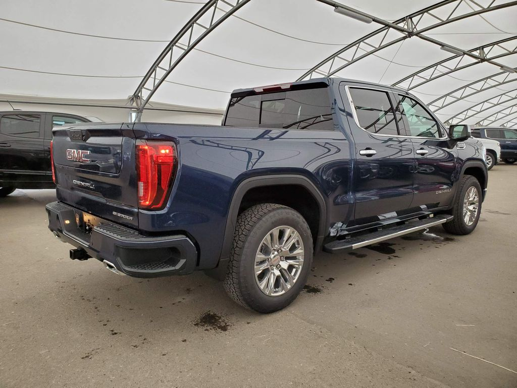Blue 2020 GMC Sierra 1500 Right Side Rear Seat  Photo in Airdrie AB