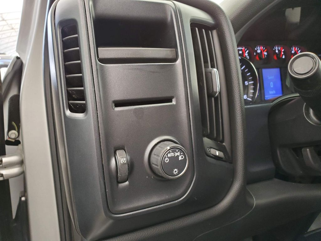 Silver 2018 Chevrolet Silverado 1500 Sunroof Photo in Airdrie AB