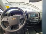 Silver 2018 Chevrolet Silverado 1500 Front Vehicle Photo in Airdrie AB
