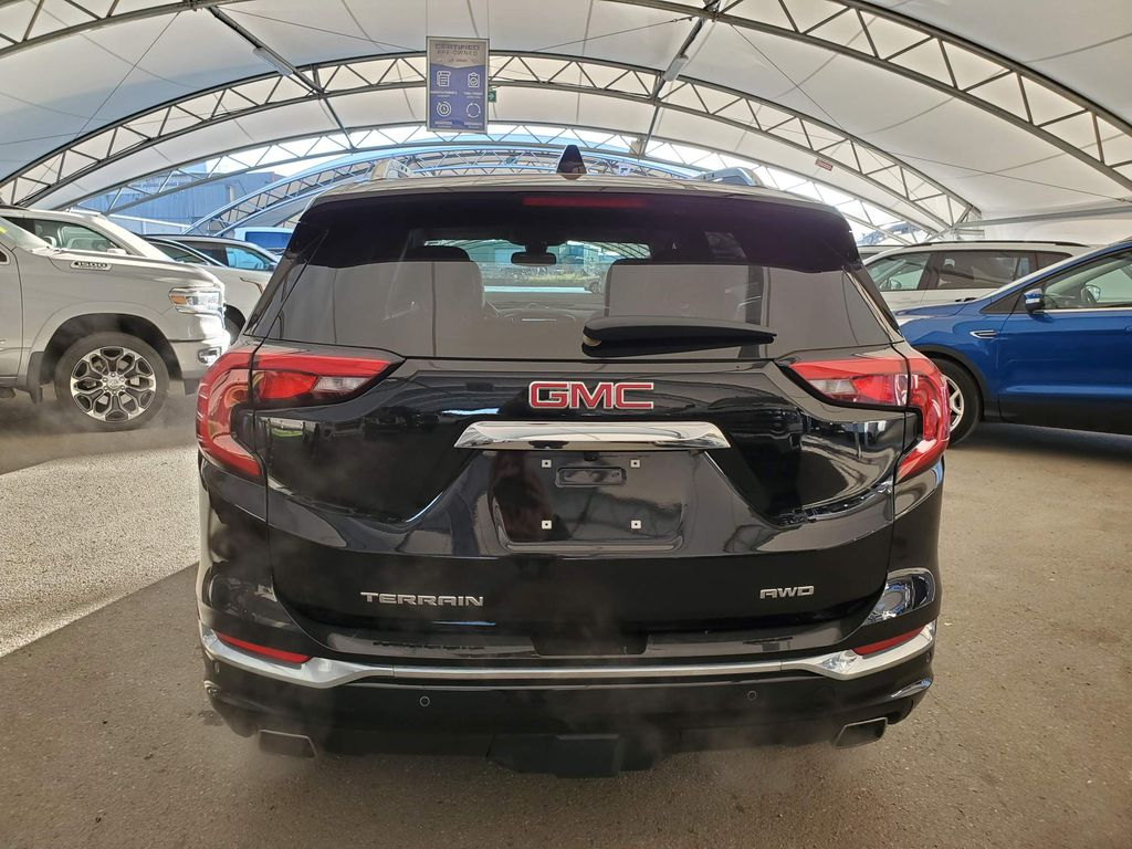 2018 GMC Terrain Rear of Vehicle Photo in Airdrie AB