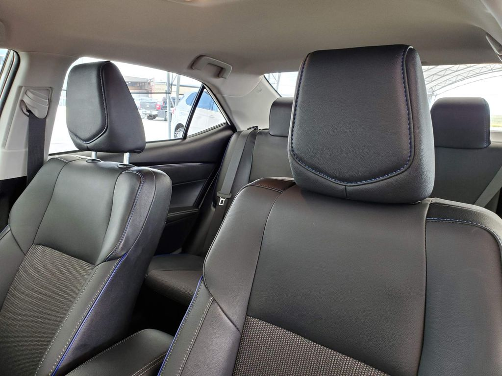 White 2019 Toyota Corolla Driver's Side Door Controls Photo in Airdrie AB