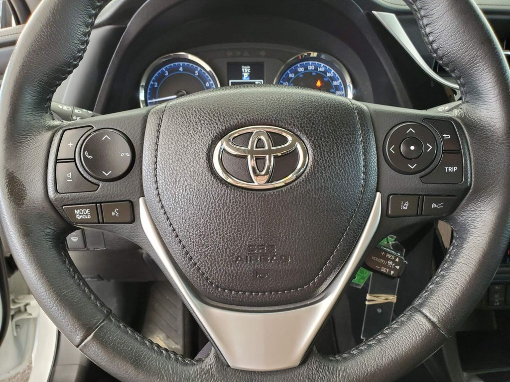 White 2019 Toyota Corolla Front Vehicle Photo in Airdrie AB