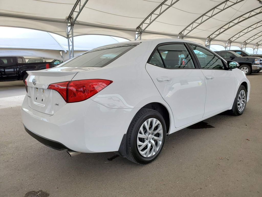 White 2019 Toyota Corolla Apple Carplay/Android Auto Photo in Airdrie AB