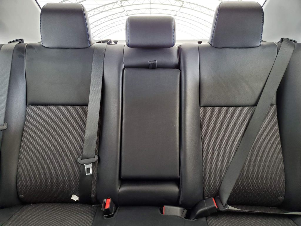 White 2019 Toyota Corolla Left Side Rear Seat  Photo in Airdrie AB