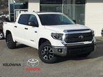0040 Super White 2021 Toyota Tundra TRD Off Road Primary Listing Photo in Kelowna BC