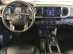 White[Alpine White] 2018 Toyota Tacoma TRD Sport Steering Wheel and Dash Photo in Kelowna BC