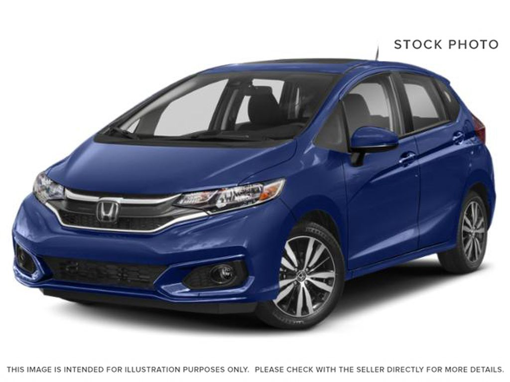 B-593 BLUE 2020 Honda Fit