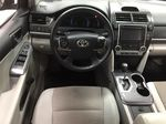 Blue[Parisian Night Pearl] 2014 Toyota Camry Hybrid XLE Left Front Seat Photo in Sherwood Park AB