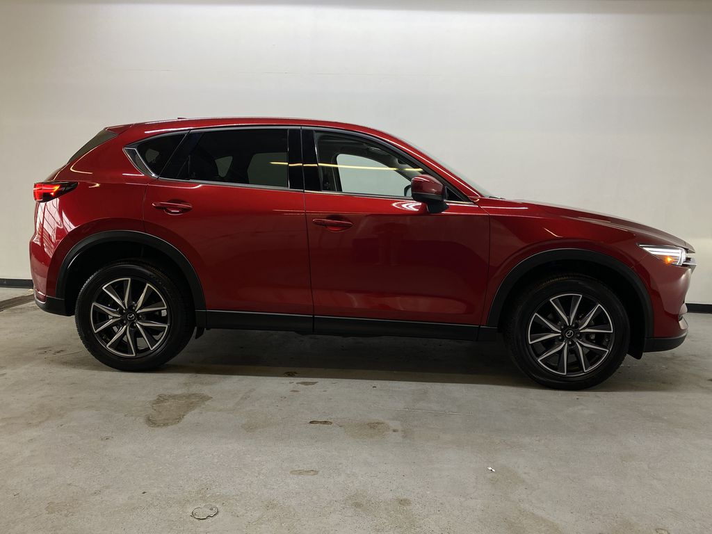 RED 2018 Mazda CX-5 GT AWD - Bluetooth, Backup Cam, NAV Heated Front & Rear Seats Right Side Photo in Edmonton AB