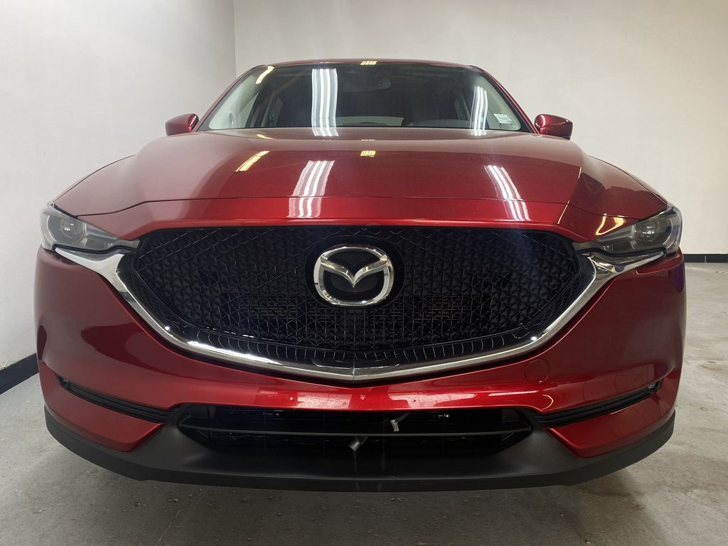 RED 2018 Mazda CX-5 GT AWD - Bluetooth, Backup Cam, NAV Heated Front & Rear Seats Front Vehicle Photo in Edmonton AB