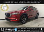 RED 2018 Mazda CX-5 GT AWD - Bluetooth, Backup Cam, NAV Heated Front & Rear Seats Primary Listing Photo in Edmonton AB