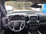 Black[Black] 2020 Chevrolet Silverado 1500 RST Strng Wheel/Dash Photo: Frm Rear in Canmore AB