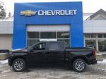 Black[Black] 2020 Chevrolet Silverado 1500 RST Left Side Photo in Canmore AB
