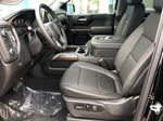 Black[Black] 2020 Chevrolet Silverado 1500 RST Left Front Interior Photo in Canmore AB