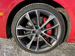Red[Misano Red Pearl] 2018 Audi S4 Sedan Left Front Rim and Tire Photo in Edmonton AB