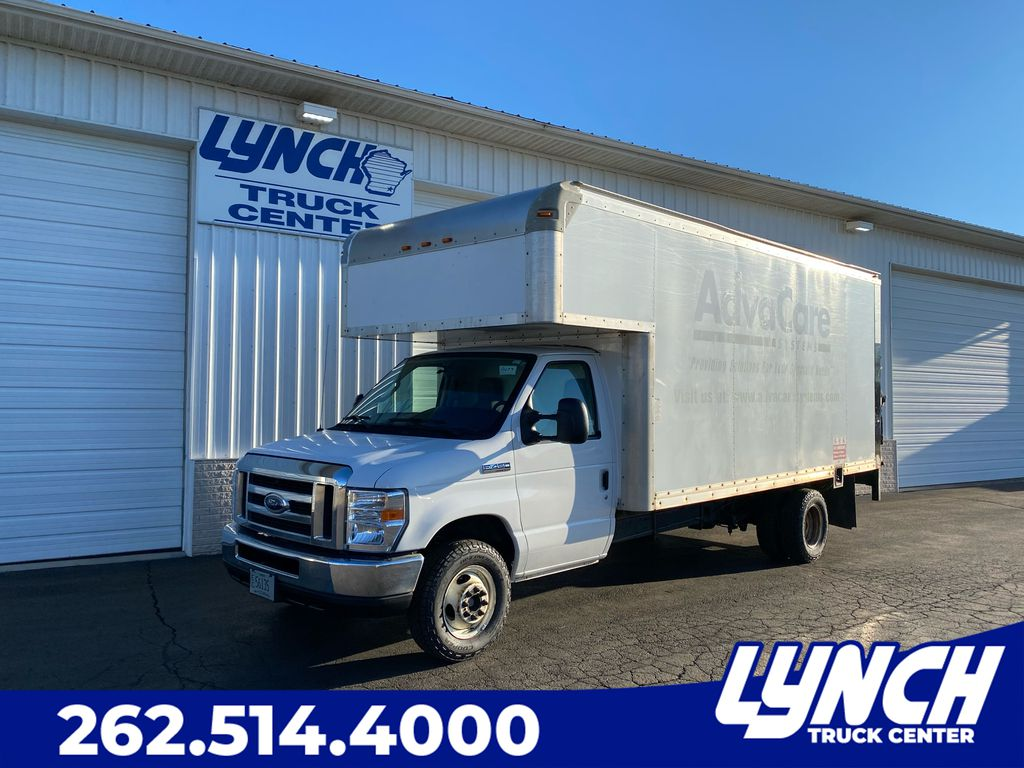 Pre-Owned 2017 Ford E-Series Cutaway BASE