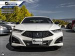 WHITE NH-883P 2021 Acura TLX Left Front Interior Photo in Kelowna BC