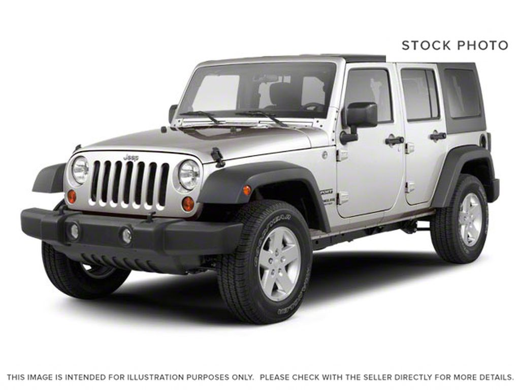 Unknown 2012 Jeep Wrangler Unlimited