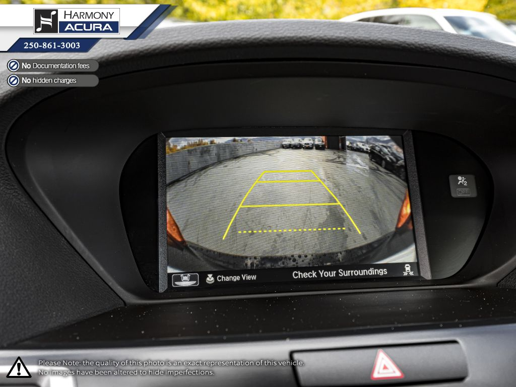 Black 2018 Acura TLX Engine Compartment Photo in Kelowna BC