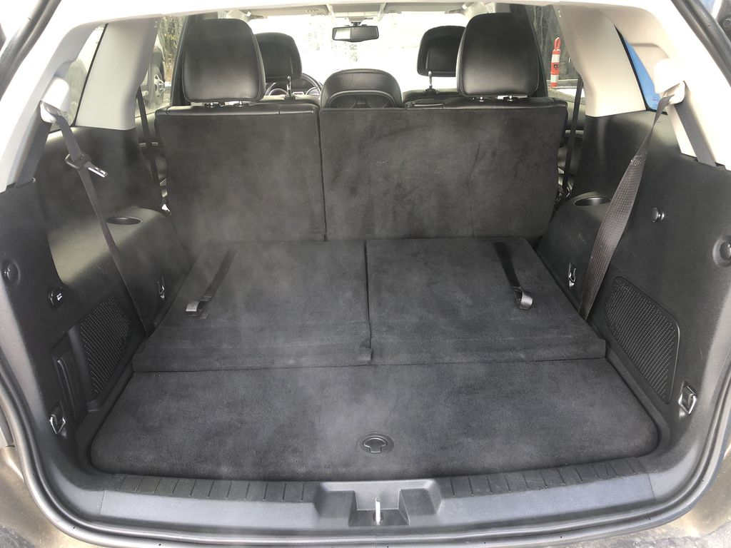 Gray[Granite Crystal Metallic] 2015 Dodge Journey R/T Trunk / Cargo Area Photo in Canmore AB
