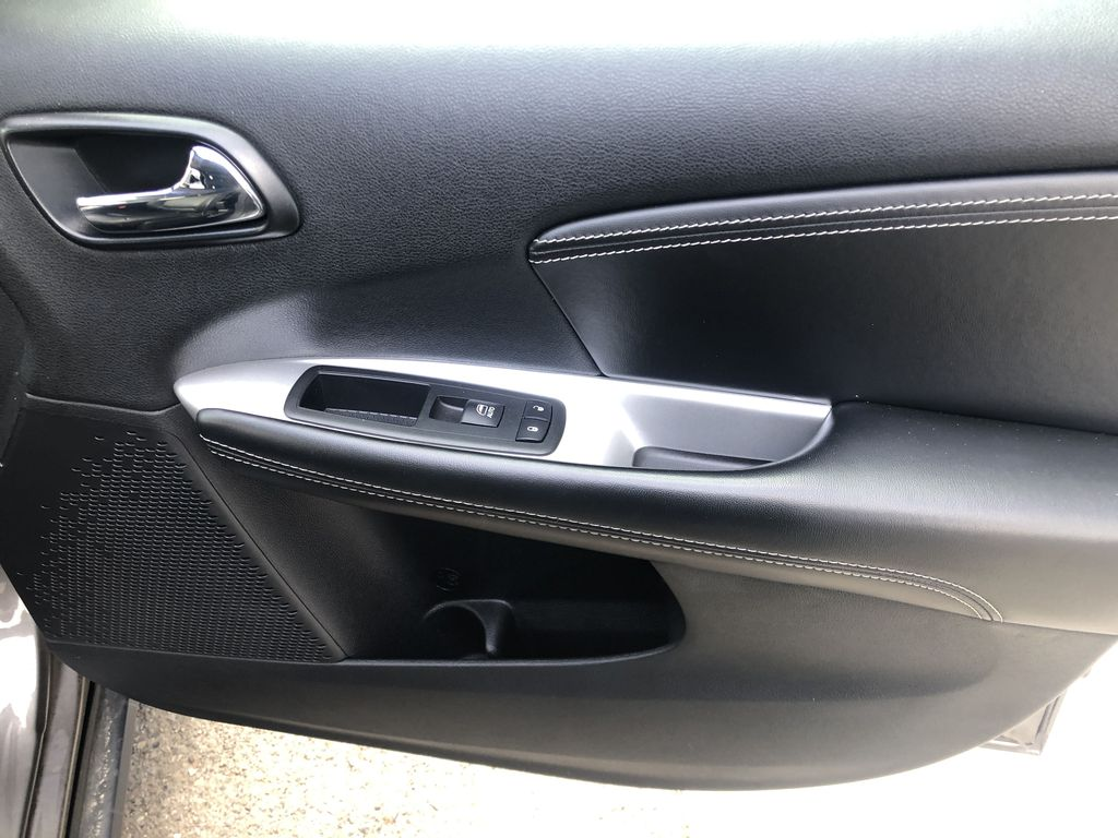 Gray[Granite Crystal Metallic] 2015 Dodge Journey R/T Right Front Interior Door Panel Photo in Canmore AB