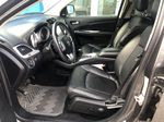 Gray[Granite Crystal Metallic] 2015 Dodge Journey R/T Left Front Interior Photo in Canmore AB