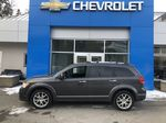 Gray[Granite Crystal Metallic] 2015 Dodge Journey R/T Left Side Photo in Canmore AB